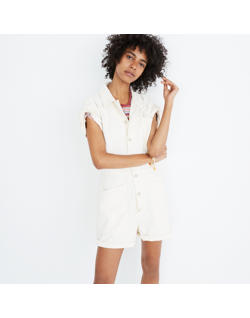 Madewell x As Ever™ Short Coveralls