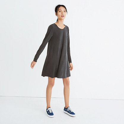 Pre-order Sandwashed Swingy Tee Dress