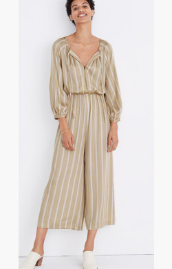 Striped Cypress Jumpsuit