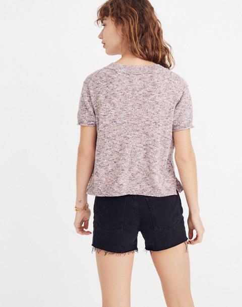 Pocket Tee Sweater
