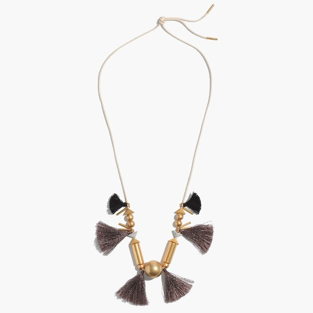 Do it yourself necklace kit shopmadewell necklaces madewell do it yourself necklace kit solutioingenieria Images