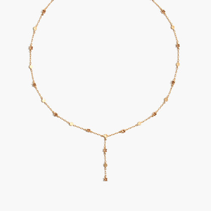 Gemline Lariat Necklace