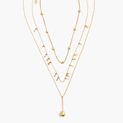 Sestina Necklace Set
