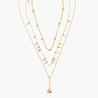Sestina Necklace Set