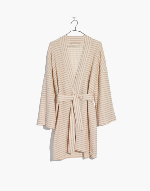 Striped Catnap Robe