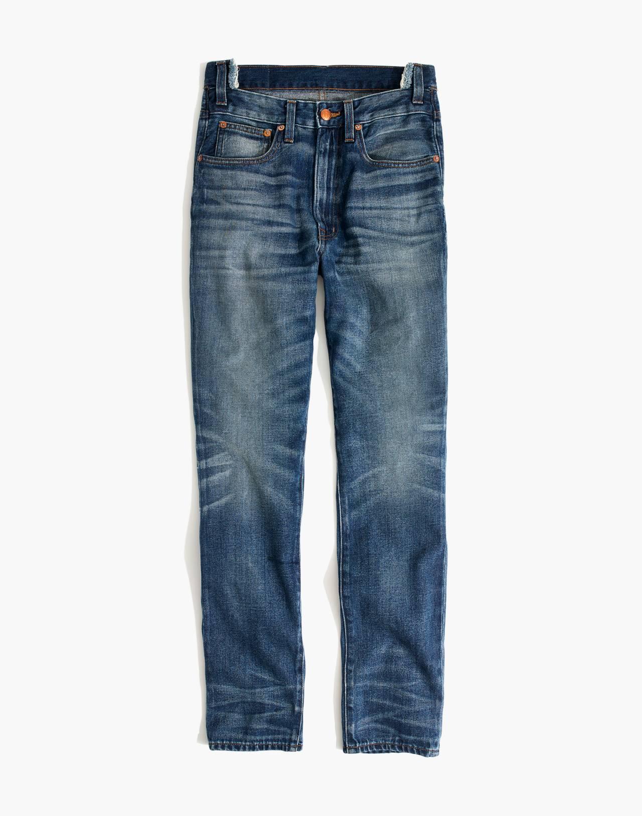 Rivet & Thread Rigid Skinny Jeans: Step-Waist Edition in martinez image 4