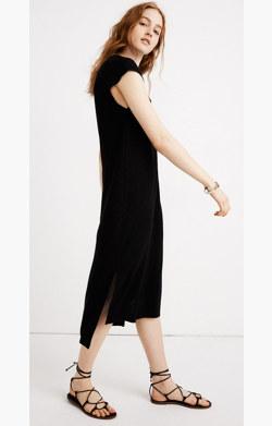 Muscle Midi Dress