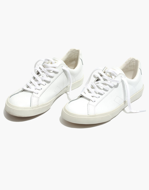 Madewell x Veja™ Esplar Low Sneakers in white gold image 1