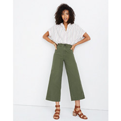 Tall Emmett Wide-Leg Crop Pants