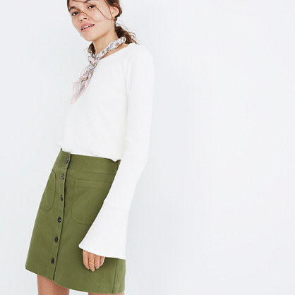 Station Mini Skirt