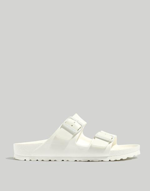 Birkenstock® Arizona EVA Sandals in white image 3
