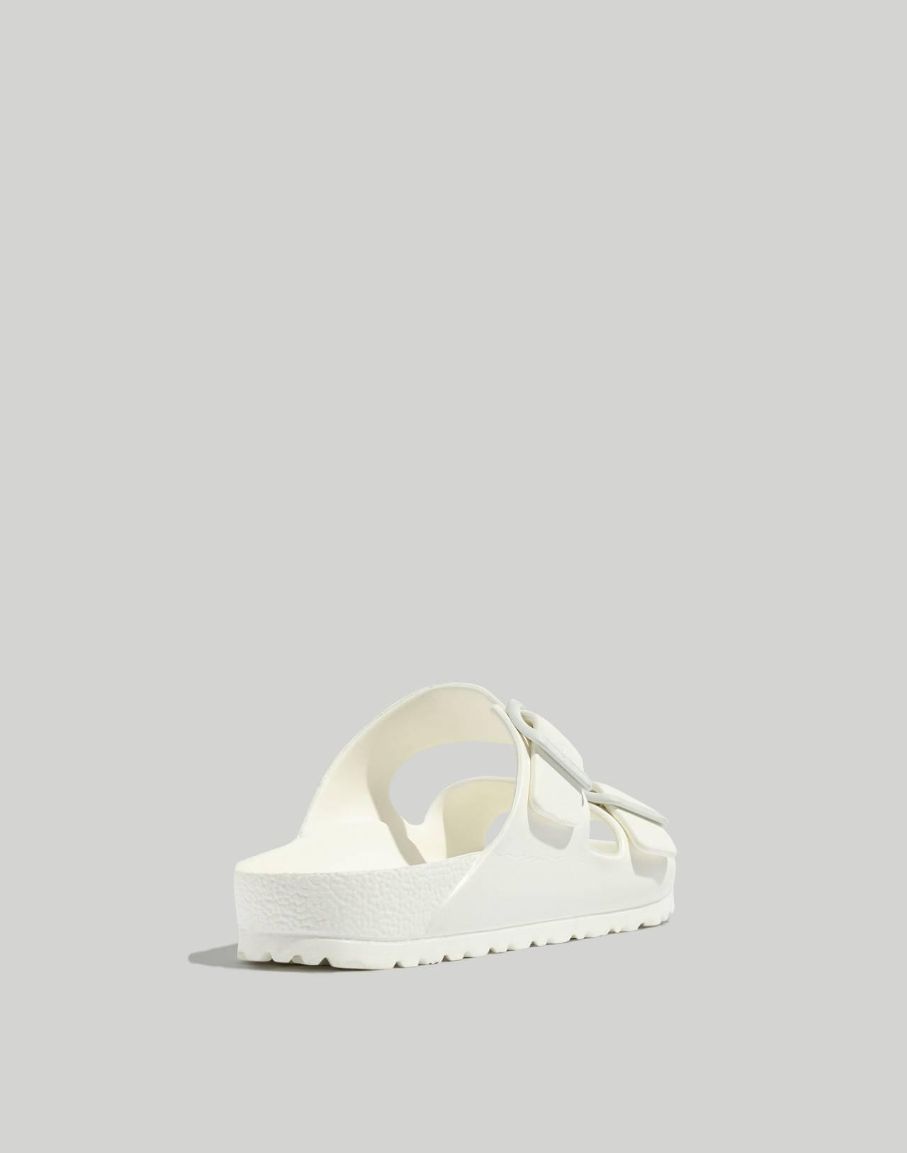 Birkenstock® Arizona EVA Sandals in white image 4