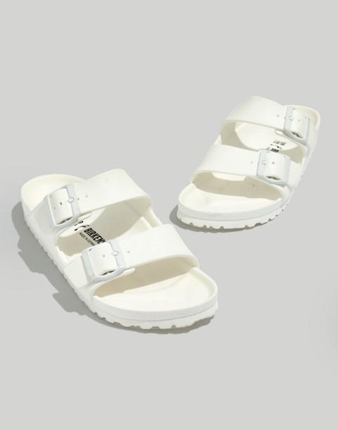 Birkenstock® Arizona EVA Sandals in white image 1
