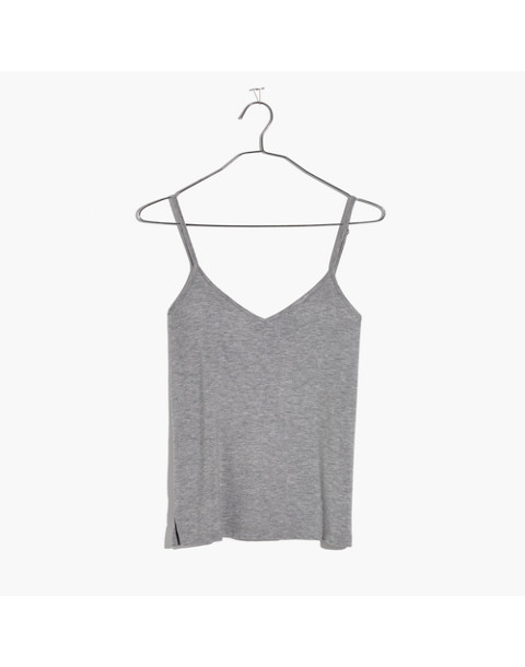 Layering Cami Top in hthr dusk image 4