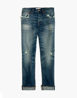 Straight-Leg Jeans in Cloverdale: Selvedge Edition