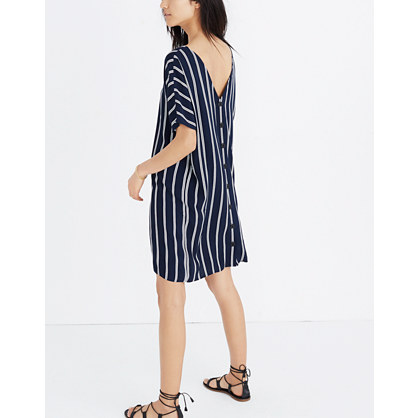 Striped Plaza Dress