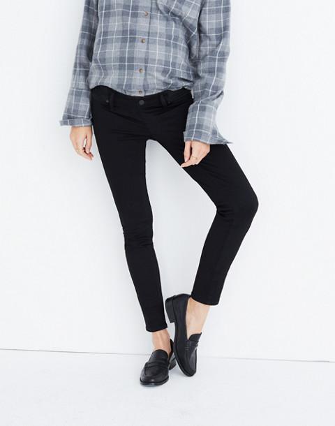 Maternity Skinny Jeans in Black Frost