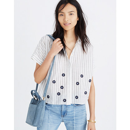Embroidered Hilltop Shirt