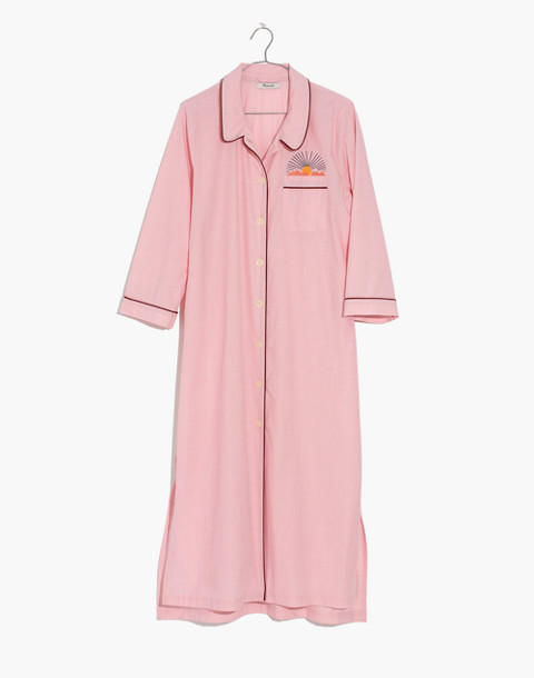 Embroidered Bedtime Nightdress