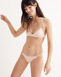 J.Crew Playa Monterey Strappy Bikini Top