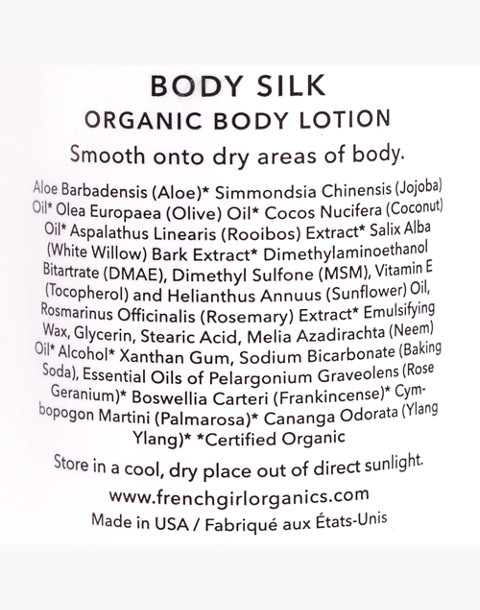 French Girl™ Body Silk