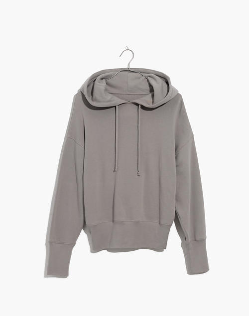 Rivet & Thread Crop Hoodie Sweatshirt