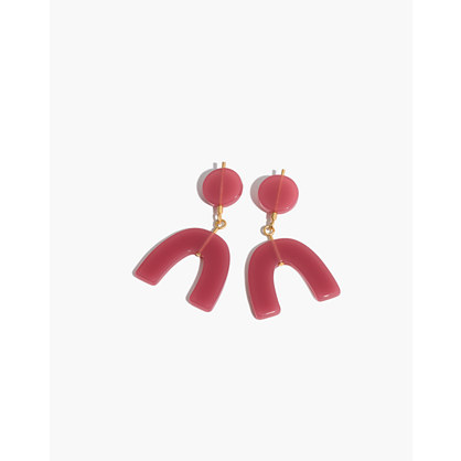 Shapes Statement Earrings