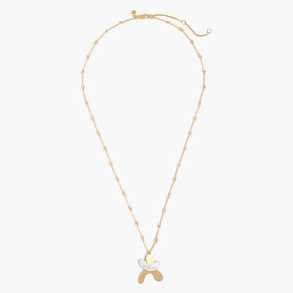 Modform Pendant Necklace