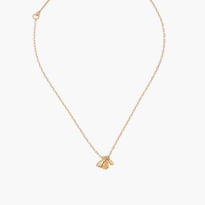Flower Bud Necklace