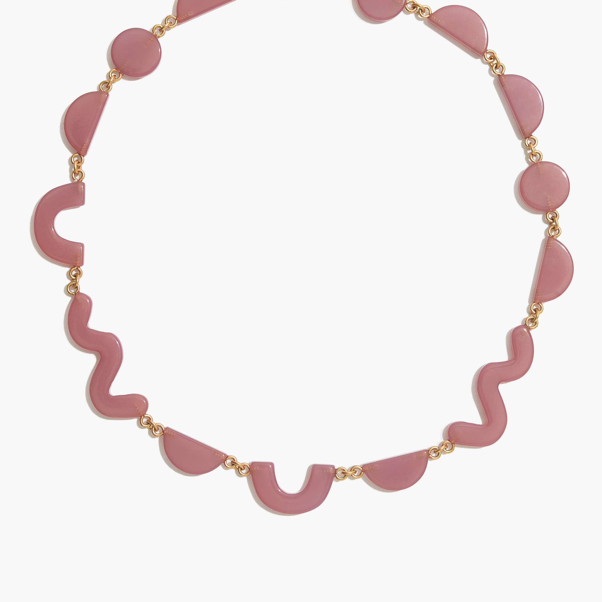 statement home p dot monroe stella necklace