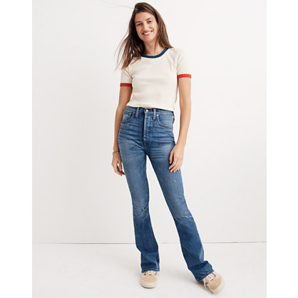 Rivet & Thread Skinny Flare Jeans