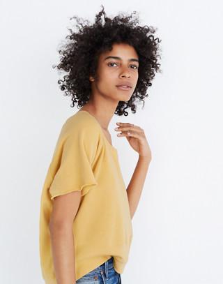 Madewell x As Ever™ Short-Sleeve Sweatshirt