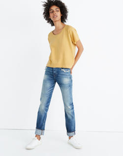 Madewell x As Ever™ Short-Sleeve Sweatshirt