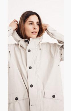 Stutterheim® Stenhamra Rain Jacket
