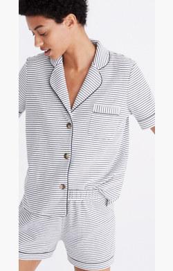 Knit Bedtime Pajama Shorts