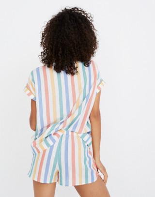 Bedtime Pajama Short in Stripe