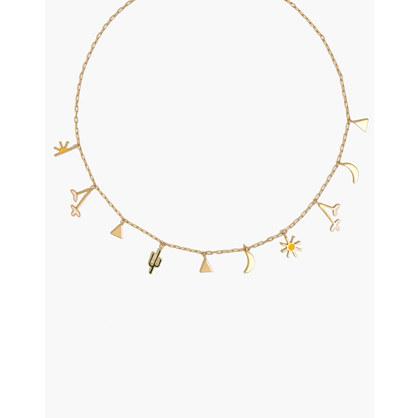 Desert Charm Necklace
