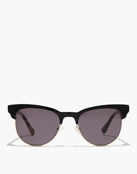 J.Crew Boardwalk Sunglasses in black tort image 1