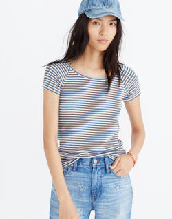 Canal Top in Stripe