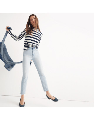 The Petite Perfect Vintage Jean in Fitzgerald Wash