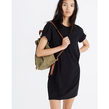 Pocket Tee Dress