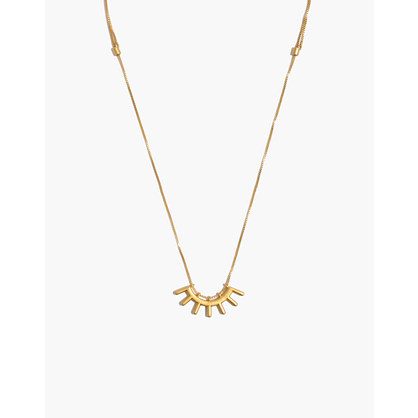 Succulent Necklace by Madewell