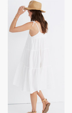Maderas Cover-Up Dress