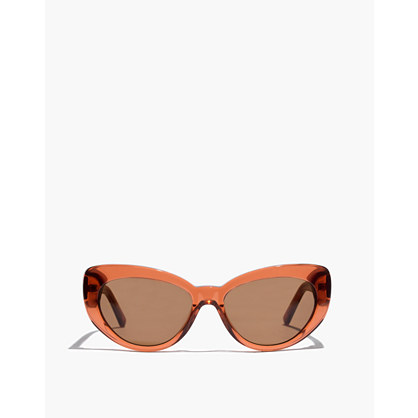 Adair Cat Eye Sunglasses by Madewell