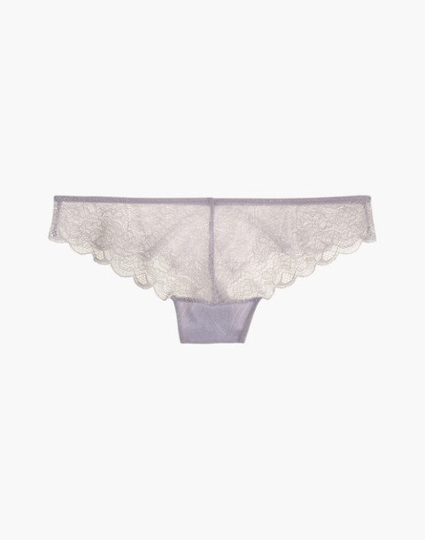 Lace Tanga in sundrenched lilac image 4