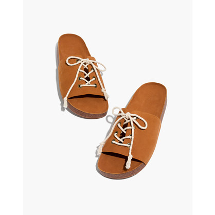 The Aileen Slide Sandal by Madewell