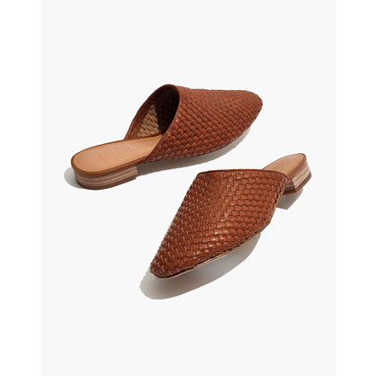 The Cassidy Woven Mule by Madewell