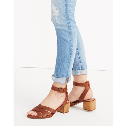 The Lucy Sandal by Madewell