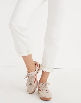 Madewell x Tretorn® Rawlins3 Sneakers in tan neutral image 2