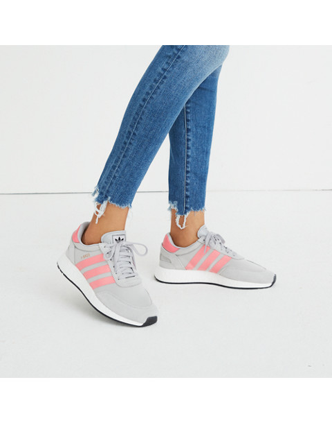 Adidas® I-5923 Runner Sneakers in grey white image 2